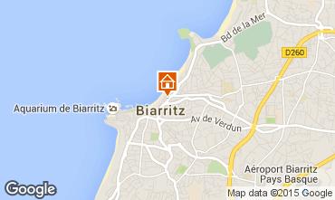 Carte Biarritz Studio 93702