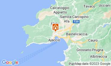 Carte Ajaccio Appartement 107850