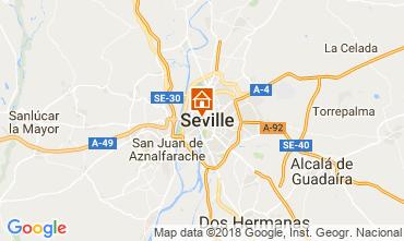 Carte Séville Appartement 106199