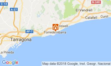 Carte Torredembarra Appartement 113650
