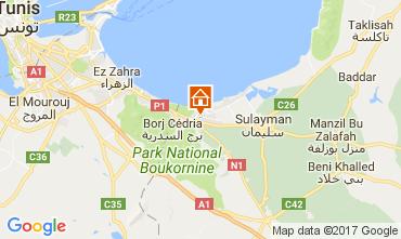 Carte Tunis Appartement 109706