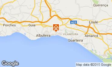 Carte Albufeira Villa 57069