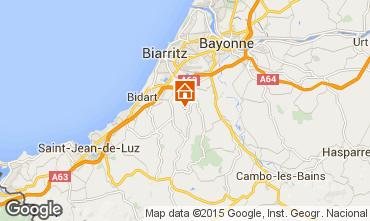 Carte Biarritz Maison 101410