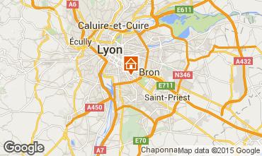 Carte Lyon Studio 80655
