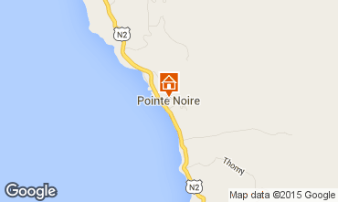 Carte Pointe Noire Villa 27882
