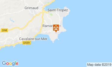 Carte Saint Tropez Maison 119986
