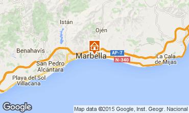 Carte Marbella Appartement 100769