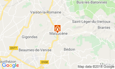 Carte Malaucène Maison 116203