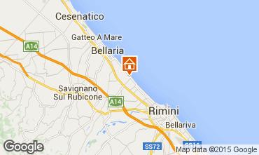 Carte Rimini Appartement 40527