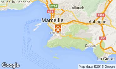 Carte Marseille Appartement 77137