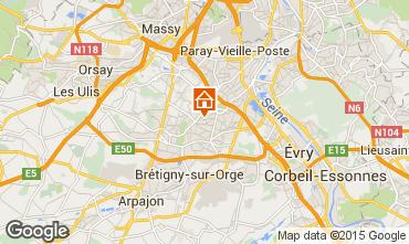 Carte Villeneuve-Les-Maguelone Mobil-home 77562