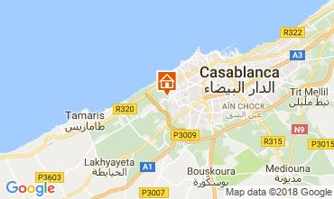 Carte Casablanca Appartement 104225