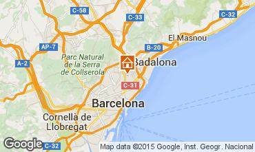 Carte Barcelone Appartement 60240