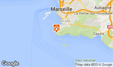 Carte Marseille Maison 95372