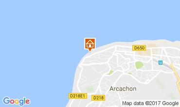 Carte Arcachon Appartement 108450