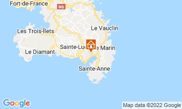 Carte Le Marin Villa 73475