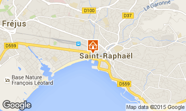 Carte Saint Raphael Studio 65304