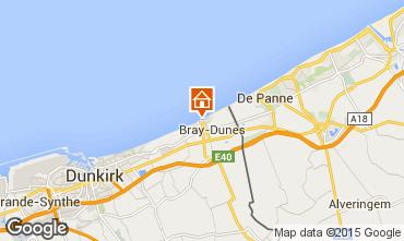 Carte Bray-Dunes Studio 91783