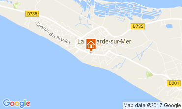 Carte La Couarde-sur-Mer Studio 82423