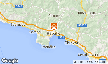 Carte Rapallo Villa 83469