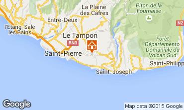 Carte Saint Pierre (R�union) Villa 62675
