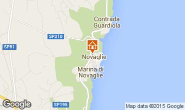 Carte Marina di Novaglie Appartement 84450