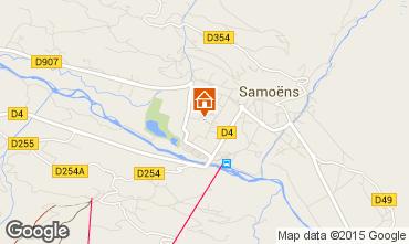 Carte Samo�ns Chalet 98333