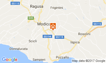 Carte Modica Villa 80757