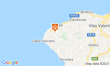 Carte Tropea Appartement 56650