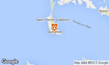 Carte Quiberon Appartement 82263