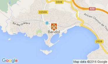 Carte Bandol Appartement 102383
