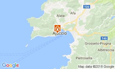 Carte Ajaccio Appartement 113319
