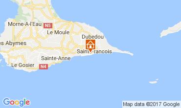 Carte Saint Francois Villa 111533