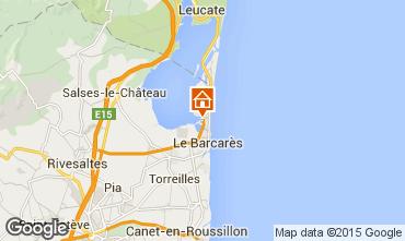 Carte Port Barcares Maison 48693