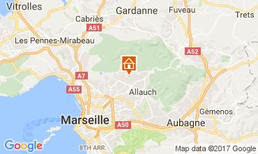 Carte Marseille Maison 108045