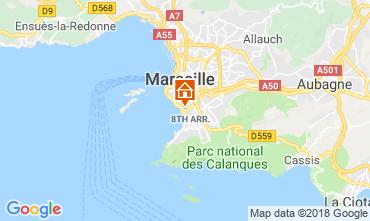 Carte Marseille Appartement 103851
