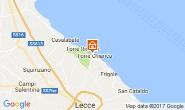 Carte Lecce Villa 110136