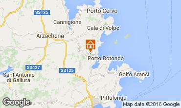 Carte Porto Rotondo Villa 103093