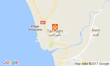 Carte Agadir Chambre d'hôte 111307