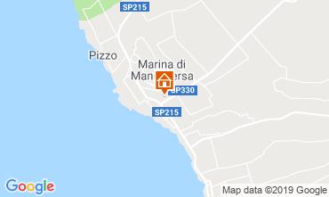 Carte Marina di Mancaversa Appartement 118657