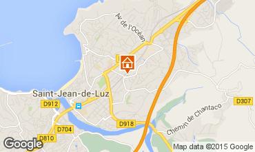 Carte Saint Jean de Luz Studio 9344