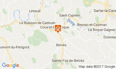 Carte Siorac-en-Perigord Maison 108951