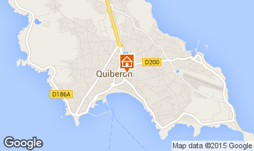 Carte Quiberon Studio 52778