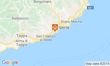 Carte Imperia Villa 119302