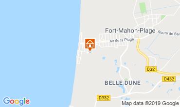 Carte Fort Mahon Appartement 117782