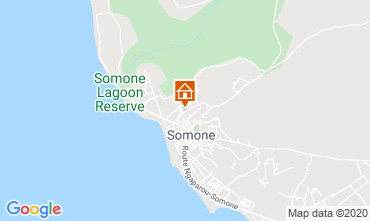 Carte La Somone Villa 99154