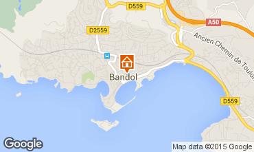 Carte Bandol Studio 84357