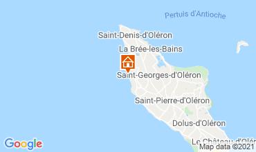 Carte Saint Georges d'Oléron Maison 117753