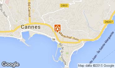 Carte Cannes Studio 51558