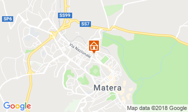 Carte Matera Appartement 116910